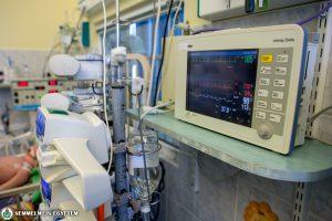 Betegfigyelő monitor